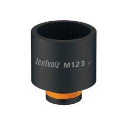 IceToolz balhoofdsluitmoer gereedschap 43mm