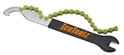 IceToolz 15mm pedaalsleutel + haak &freewheelafnemer 1/2x1/8
